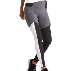 Lucy NWT Discontinued Barre textured legging